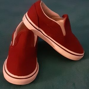 Van's boy sneakers